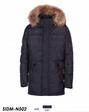SIDM-N502-3581-пальто мужское