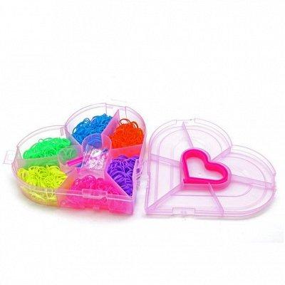 Мир развивающих игрушек - 3! Более 4500 товаров!!! — Резиночки для плетения — Для творчества