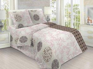"""Комплект постельного белья 1,5-спальный, бязь """"Люкс"""" (Восточная графика, вид 3)"""