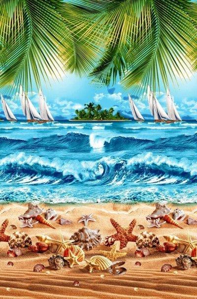 Яркие шторы и постельное в твой яркий дом! Цены просто wow! — Пляжные полотенца — Ванная