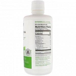 Nature&#x27 - s Way, Алоэ Вера, Листовой Сок 33.8 жидких унции (1 литр)