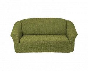 Чехол на диван Keane Цвет: Фисташковый (Трехместный). Производитель: KARTEKS