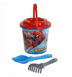 Набор для песка Marvel Человек-Паук №11 (4 предмета), в асс-те