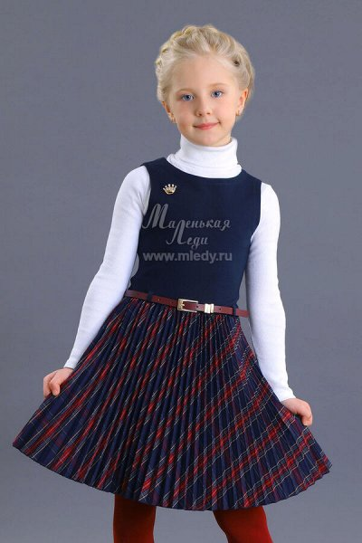 МАЛЕНЬКАЯ ЛЕДИ ваша новая школьная форма👧 — Сарафаны