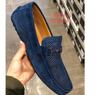 Roberto Serpentini! Красота из Италии для Вас!🌹(Рассрочка)  — Roberto Serpentini туфли (мужская коллекция) — Кожаные