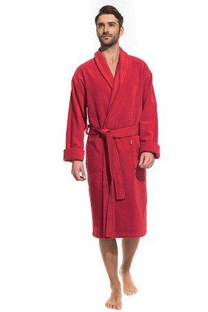 Домашний халат Eleanor Цвет: Красный. Производитель: Peche Monnaie