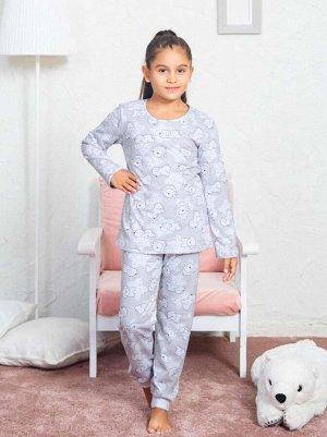 Детская пижама Ursula Цвет Молочный.
