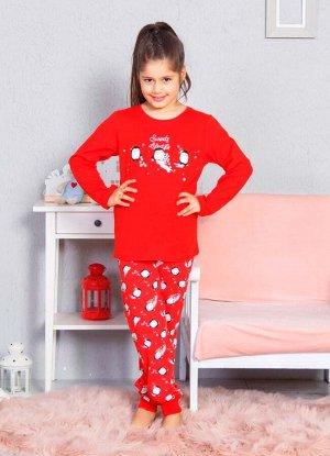 Детская пижама Rapsodia Цвет Красный.