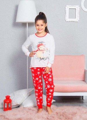 Детская пижама Frida Цвет: Белый. Производитель: VIENETTA SECRET
