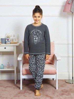 Детская пижама Christiana Цвет Черный.