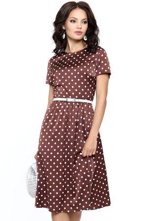 Платье Красотка, изящная, с ремешком
