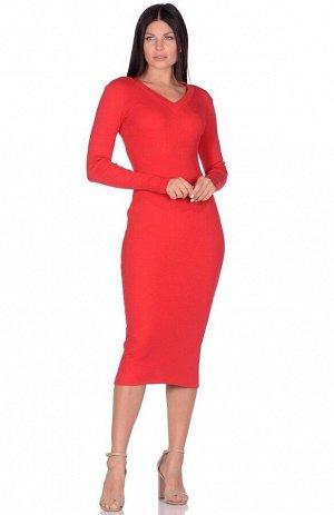 Платье Mabel Цвет: Красный. Производитель: Peche Monnaie
