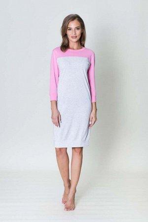 Платье Halle Цвет: Розовый. Производитель: VIENETTA SECRET