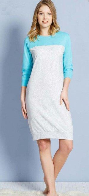 Платье Halle Цвет: Светло-Бирюзовый. Производитель: VIENETTA SECRET