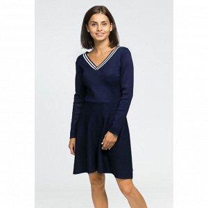 Платье Innes Цвет: Тёмно-Синий. Производитель: MINAKU