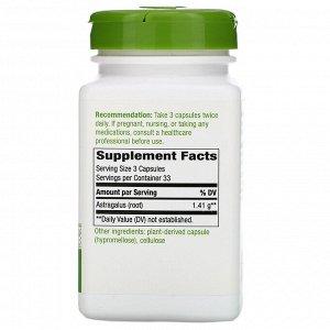 Nature&#x27 - s Way, Astragalus Root, 1,410 mg , 100 Vegan Capsules