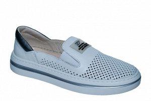 Туфли натуральная кожа на широкую ногу