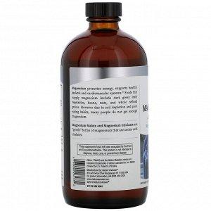 Nature&#x27 - s Answer, Liquid Magnesium Malate and Glycinate, 16 fl oz (480 ml)