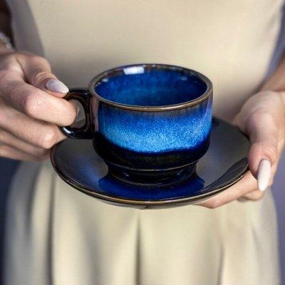 Самые модные, стильные бокалы из хрустального стекла — Кружки, чайные пары *в наличии* — Посуда для чая и кофе