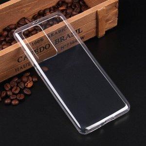 Силиконовый чехол для Huawei P40 Pro, 1 мм, арт.008291-1