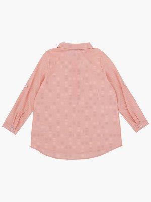 Платье (128-146см) UD 6056(5)роз.горошек