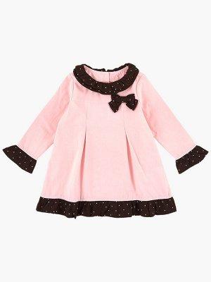 Платье (80-92см) UD 3878(2)розовый