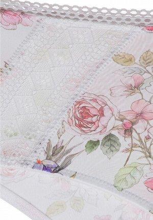 Трусы-слипы с завышенной талией Torry, цвет флоральный Прованс