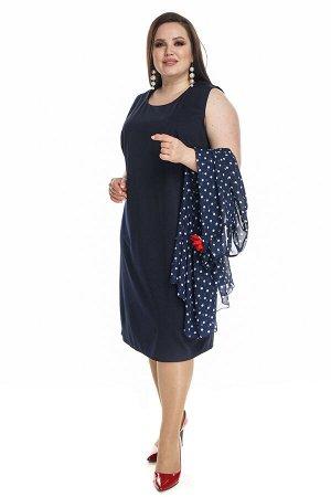 Платье-4046