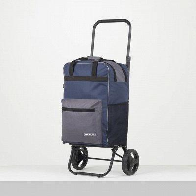 Сумки, рюкзаки, чемоданы на все случаи  — Хозяйственные сумки.Хозяйственные сумки на колёсах — Дорожные сумки