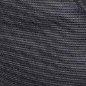 Сумка поясная, отдел на молнии, цвет чёрный