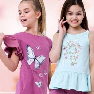ТМ Смил. Дети, как они есть. Новые коллекции+ SALE — Майки, футболки . Девочки — Футболки