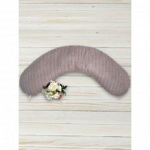 Подушка для беременных Original Collection, размер 25 ? 170 см, косичка, перкаль