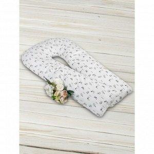 Подушка для беременных Original Collection U-образная, размер 35 ? 340 см, собачки