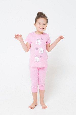 Пижама(Весна-Лето)+girls (крапинка на розовой вишне)