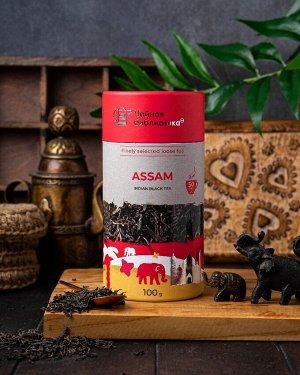 Ассам Знаменитый сорт чёрного крупнолистового чая, выращиваемого в индийской провинции Ассам, в долине реки Брахмапутры. Терпкий и насыщенный вкус приправлен древесными и ореховыми оттенками. Богат та
