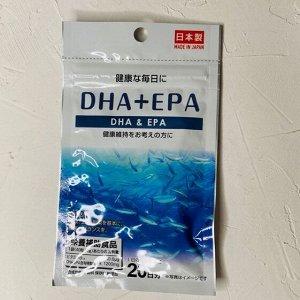 БАД: DHA&EPA, 20 дней. Новая упаковка.
