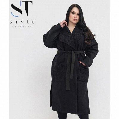 SТ-Style~59*⭐️Распродажа! Летние платья и костюмы! — Супер батал: Верхняя одежда — Верхняя одежда