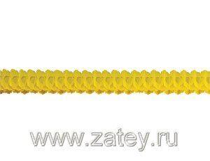 Гирлянда Декор 3,6м желтая