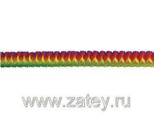 Гирлянда Декор 3,6м многоцветная