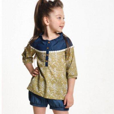 MINI MAXI: Школа+садик самый полный ассортимент  — Для девочек/Шорты, бриджи — Шорты и бермуды