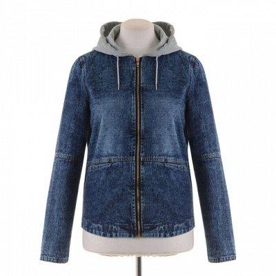 №207- Стильные куртки для нее и для него — Женское — Верхняя одежда