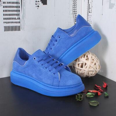 Спортивная и повседневная обувь из эко-кожи и текстиля.  — Демисезонная спортивная обувь. Размеры 35-42 — Кожаные
