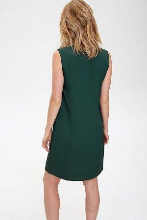 Платье жен. Rocot темно-зеленый