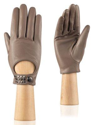 Перчатки жен ш/п LB-8442 taupe Серо-коричневый