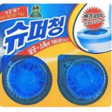 Бытовая химия и бумажная продукция-Япония,Корея — Таблетки для унитаза — Для унитаза