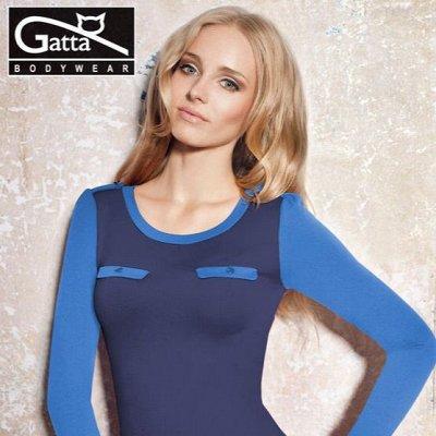 Бесшовная одежда и белье - 41. Спорт и классика — Sensi, Giulia, Gatta - распродажа — Одежда
