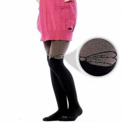 """Колготки, носочки, гольфы нашим деткам - 41 — Giulia - хлопковые """"Kids"""" (104-122) — Колготки"""