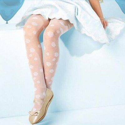 Колготки, носочки, гольфы нашим деткам - 41 — Giulia - фантазия 20 ден — Колготки