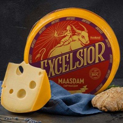 Сыр, масло-112.Акция на творог 299 руб! Упаковываем в вакуум — Маасдамы — Сыры