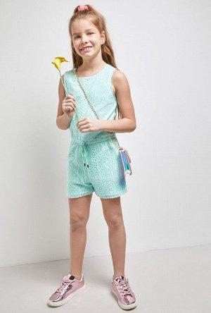 Комбинезон детский для девочек Palay синий